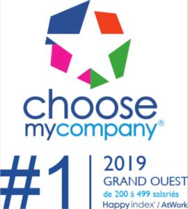 Label choose my company 2019