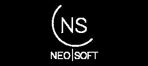 Logo néosoft blanc
