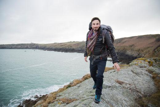 OGI soutient Julien Moreau, l'éco-aventurier breton !